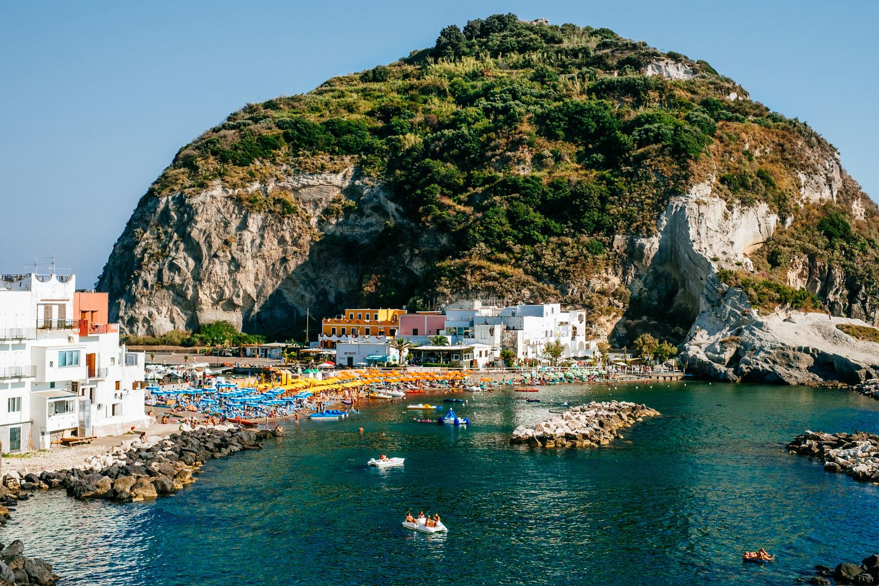 Ischia Italy Honeymoon