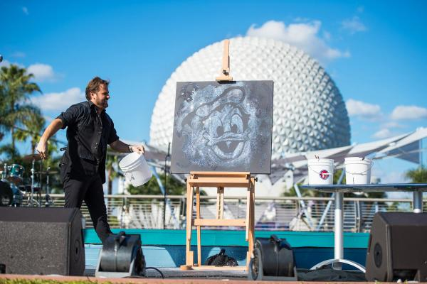 Epcot Disney World Arts Festival of the 2018