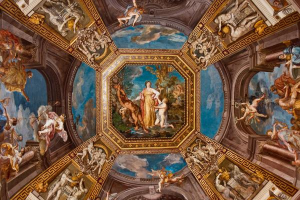 Vatican Museums Rome-Italy