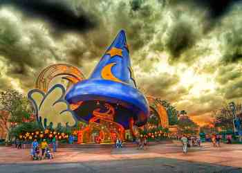 Visiting Disney World as a Romantic and Fun Getaway for a Couple