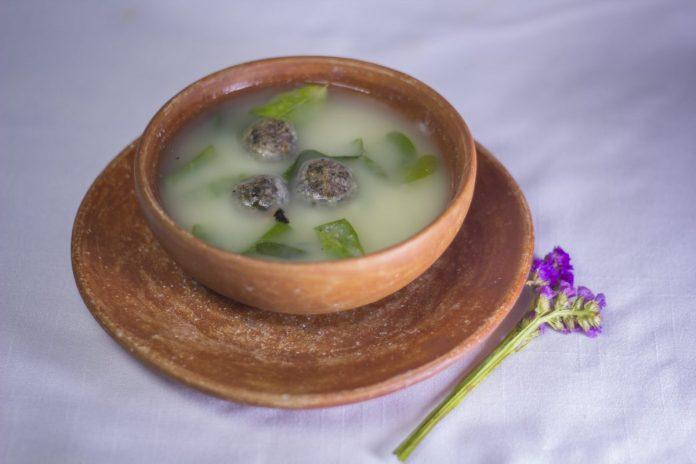 chipili soup, chiapas, food