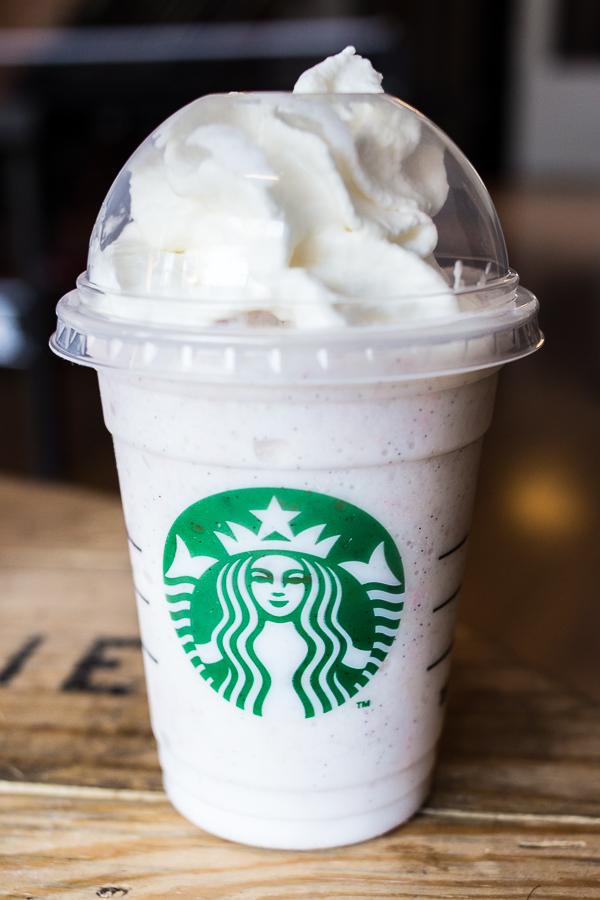 Image result for vanilla bean frappuccino starbucks