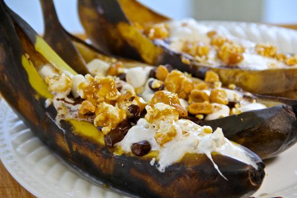 Churro Quesadillas SmoreStuffed Banana Boats and More