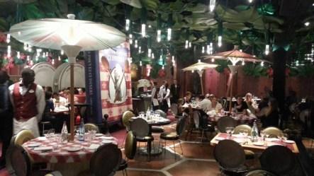 chez ratatouille disneyland remy restaurant paris bistrot disney menu movie inside ride themed dish debuts area sized feel pretty fine