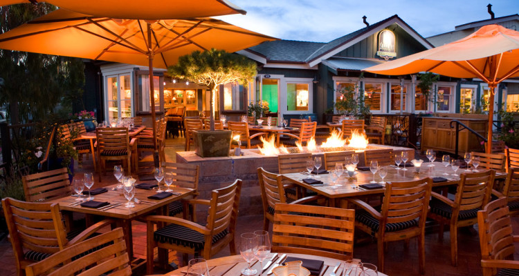 11 Restaurants With Outdoor Seating Youll Only Get In