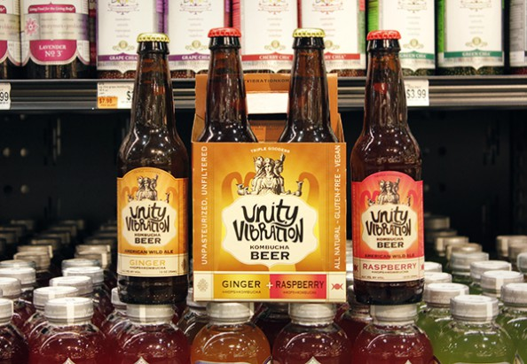 High Alcohol Kombucha Is The Beer Replacement You Didn't ...