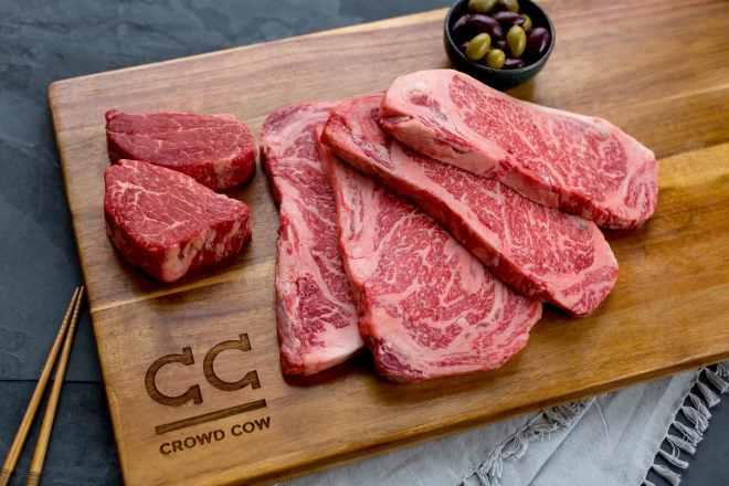 world's rarest steak