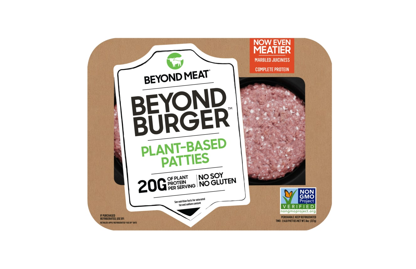 Beyond Meat 2.0 Is Coming To Grocery Stores Nationwide ...