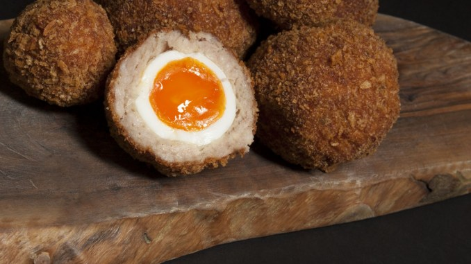 The ultimate Scotch eggs from award-winning butcher HG