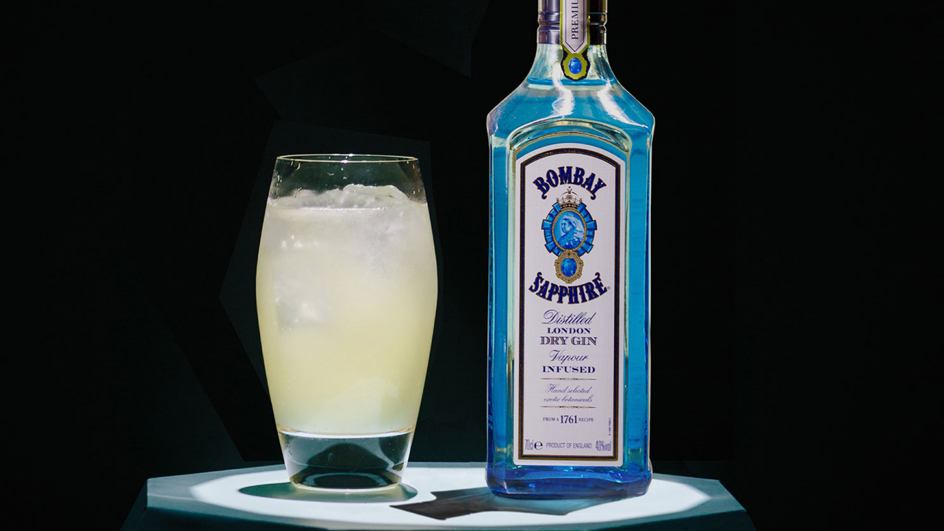 Make Marcis Dzelzainis nettle beer collins with Bombay Sapphire  Recipes  Foodism