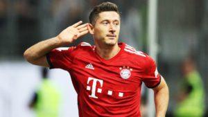 Robert Lewandowski - Bayern Munchen