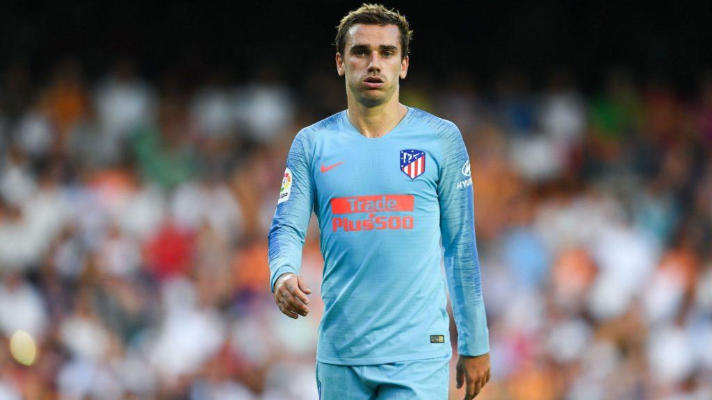 Antoine griezmann - Atletico Madrid