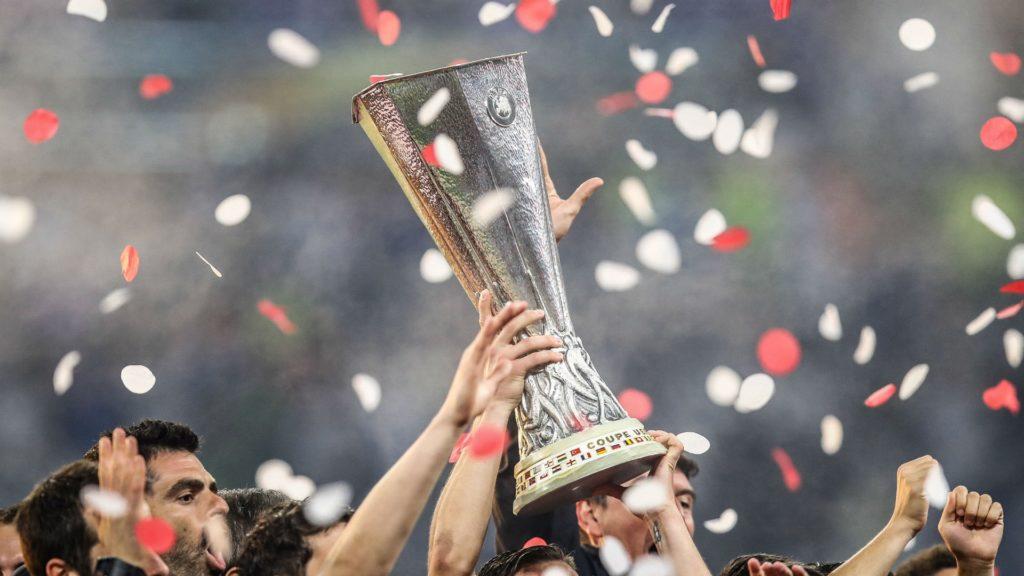 Europa League trophy - UEL fantasy