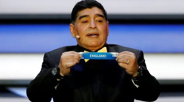 """""""Could make the ball dance to his tune"""" – Exclusive: Spurs icon Mabbutt pays tribute to Maradona"""