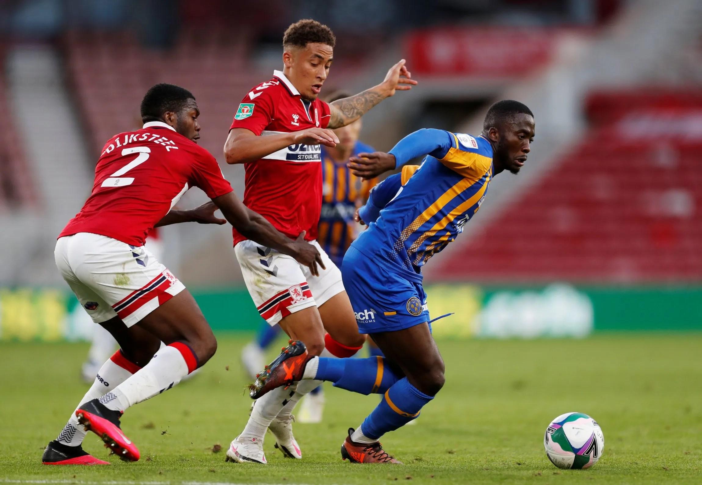 Wolves' move for Tavernier bad for Gibbs-White
