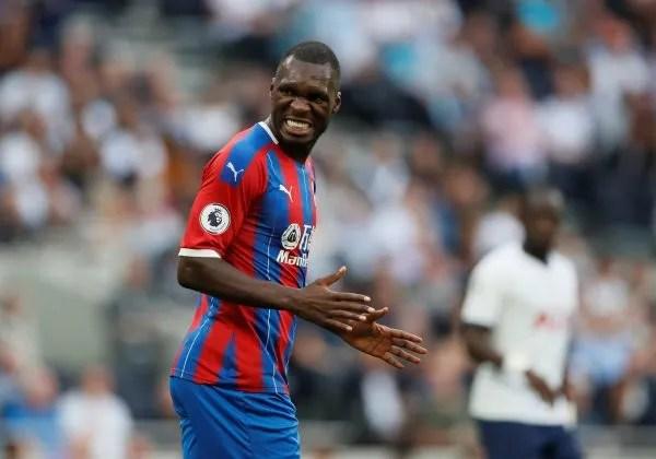 Palace-Striker-Christian-Bentic-Reaction-Vs-Spurs-Premier League.