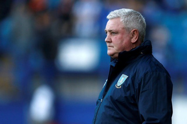 Image result for steve bruce sheffield wednesday
