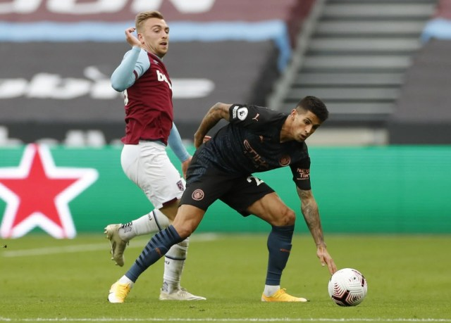 Man City: Fans hail Joao Cancelo after West Ham | The Transfer Tavern