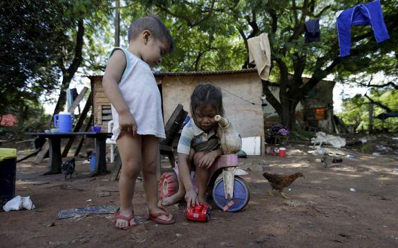 pobreza infantil menores unicef méxico
