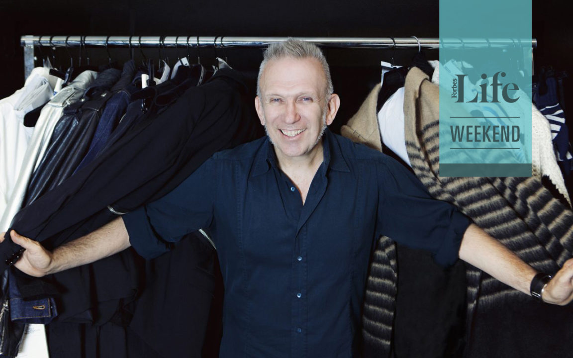 Jean Paul Gaultier Spectaculaire  Forbes Mxico