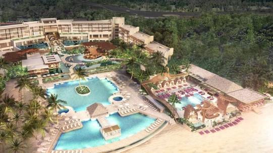 Calvin Harris dará un concierto especial en Los Cabos - Vidanta-Los-Cabos-aerial-Image-credit-Rockwell-Group