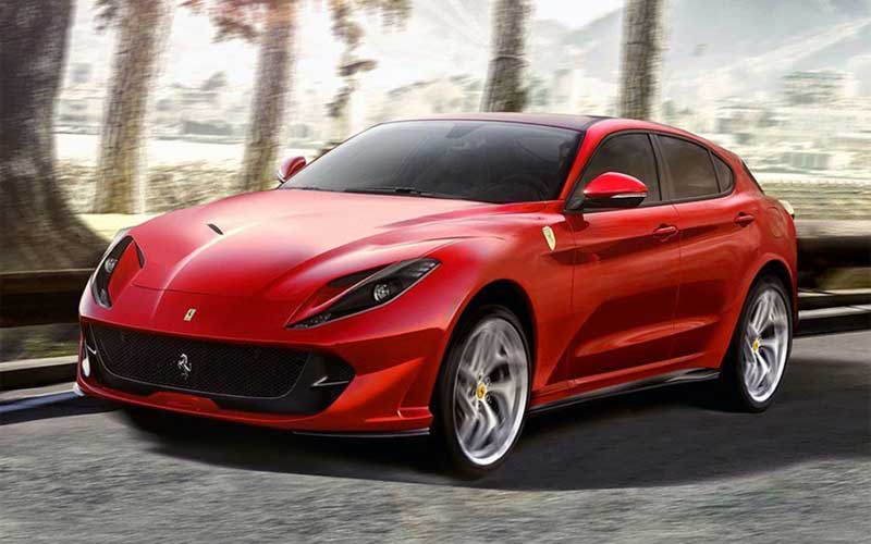 Purosangue El Comienzo De Una Nueva Historia Para Ferrari