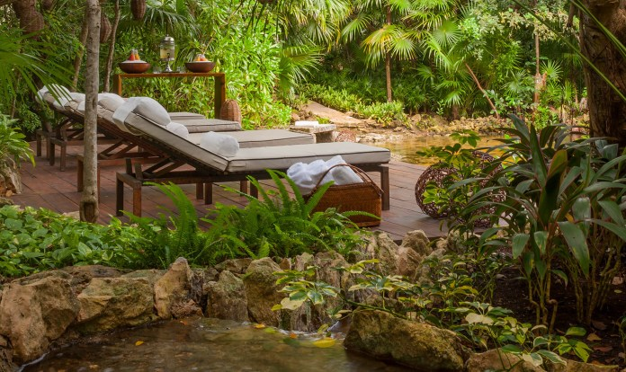 Luxurious Mexican spas