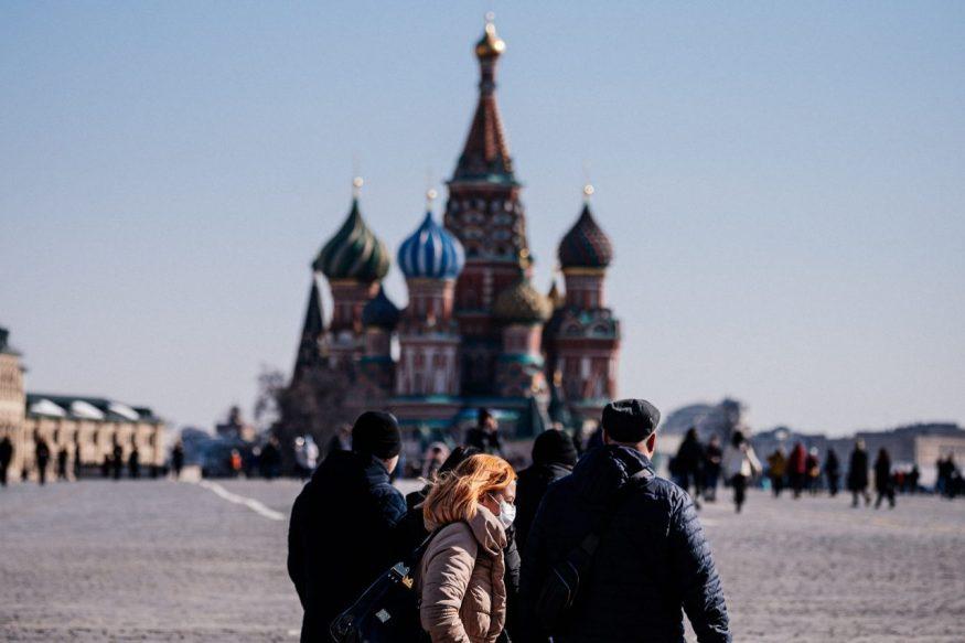 Rusia registra la mayor cifra diaria de casos Covid-19 en casi 3 meses