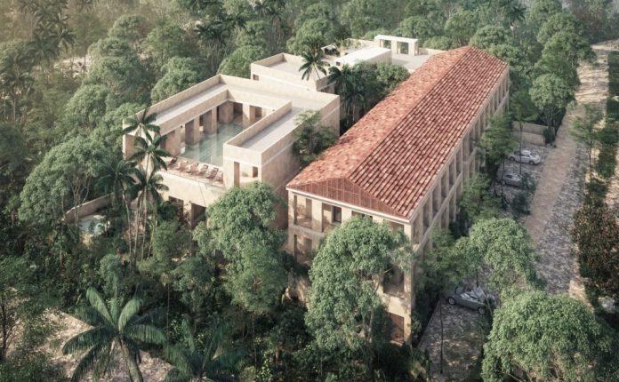 Tulum residential development