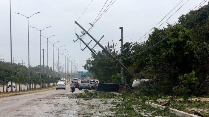 Hurricane Grace Quintana Roo2