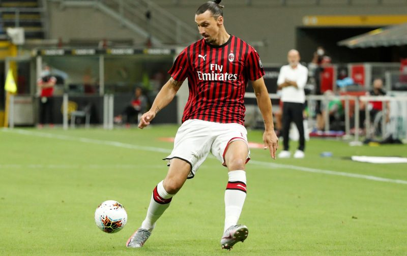 Ibrahimovic: If I'd been here from day one, AC Milan would have ...