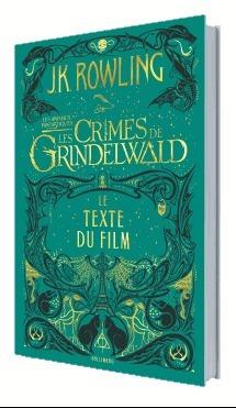 Les Crimes De Grindelwald Livre : crimes, grindelwald, livre, Animaux, Fantastiques, Crimes, Grindelwald, France, Loisirs, Suisse