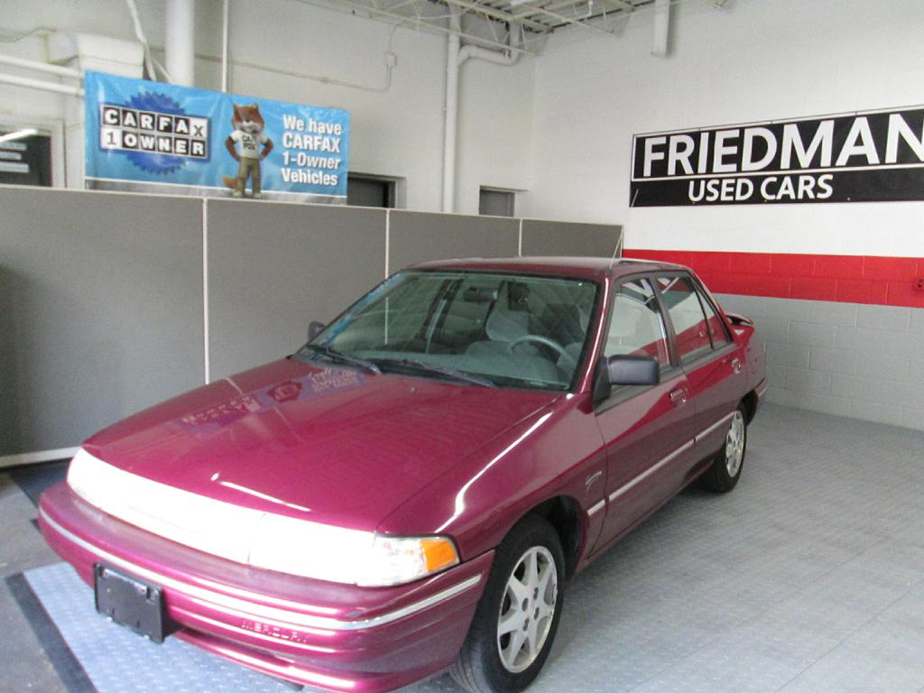 hight resolution of 1995 mercury tracer base for sale at friedman used cars
