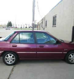 1995 mercury tracer base for sale at friedman used cars [ 1024 x 768 Pixel ]