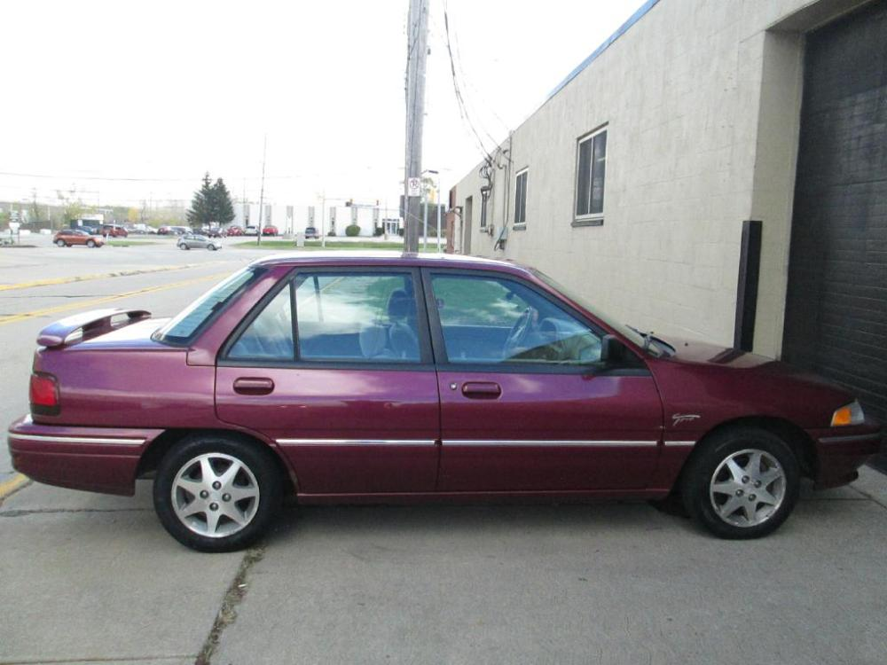 medium resolution of 1995 mercury tracer base for sale at friedman used cars
