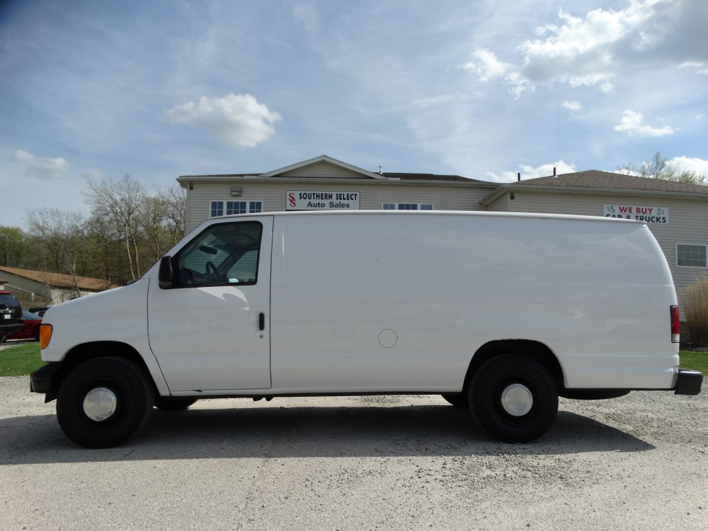 hight resolution of 2005 ford econoline e350 super duty van internet price 5 500