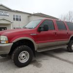 2003 Ford Excursion Eddie Bauer For Sale In Medina Oh Southern Select Auto Sales