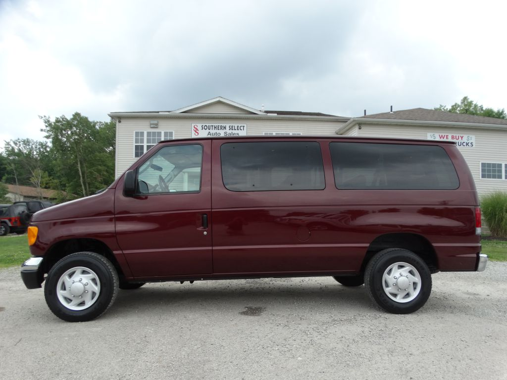 hight resolution of 2006 ford econoline e350 super duty wagon internet price 6 995