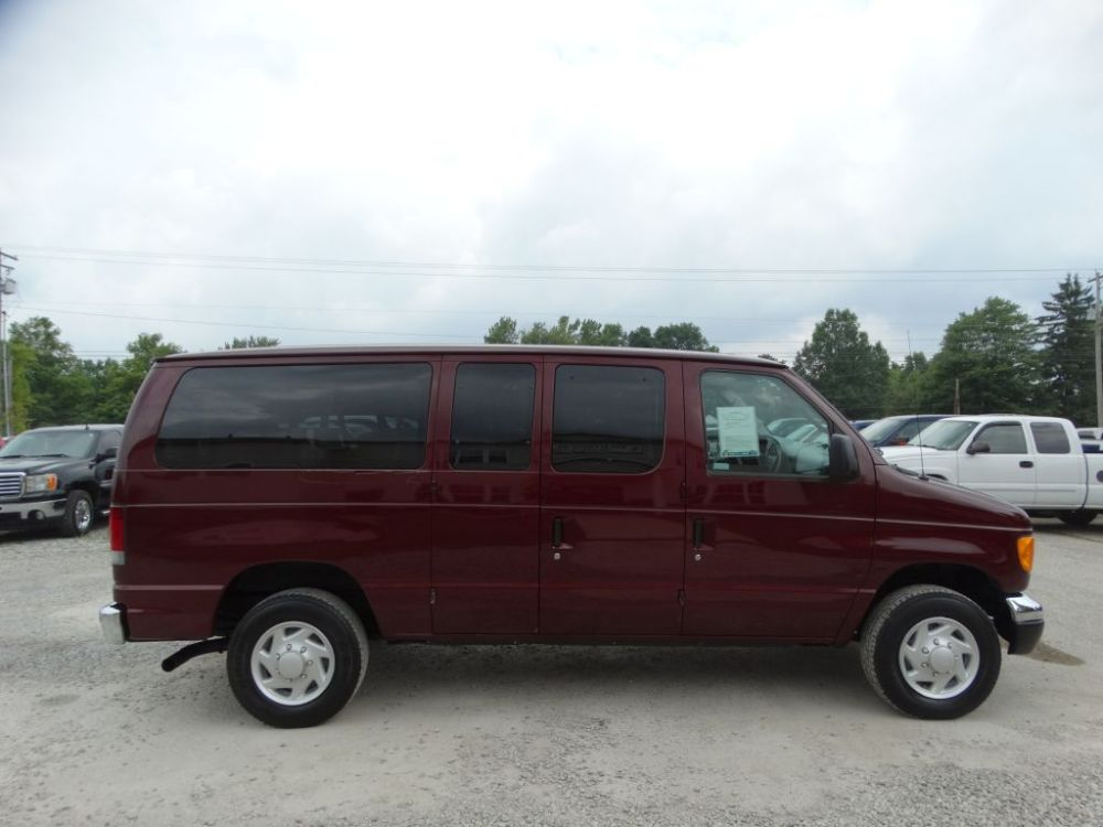 medium resolution of 2006 ford econoline e350 super duty wagon for sale in medina oh southern select auto sales