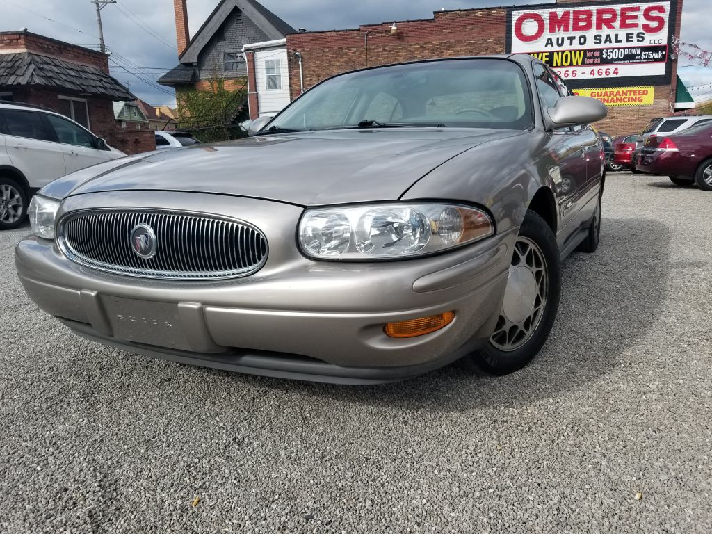 hight resolution of 2004 buick lesabre