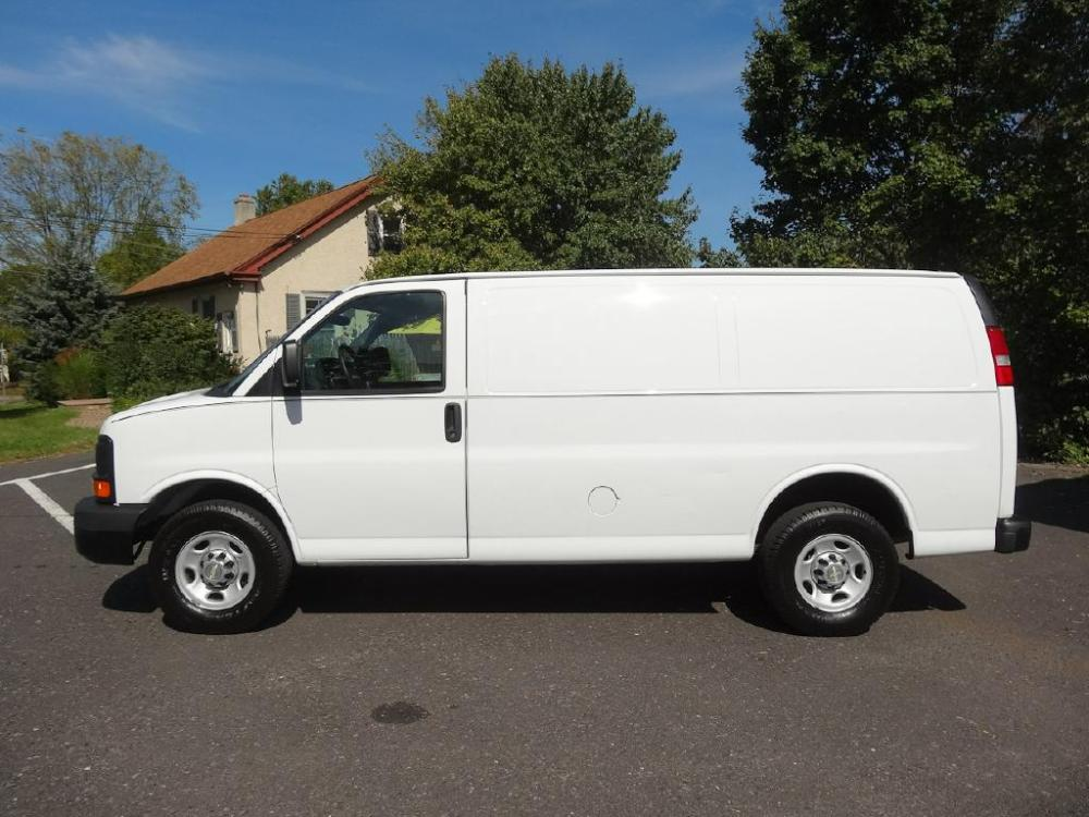 medium resolution of 2011 chevrolet express g2500 cargo van for sale at source one auto group