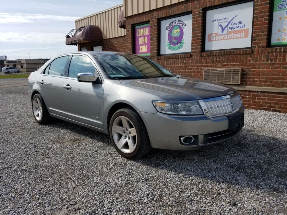 medium resolution of 2008 lincoln mkz for sale at