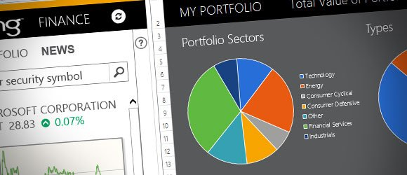 An investment portfolio is a collection of investments that can include stocks, etfs and more. Financial Portfolio Template For Excel 2013