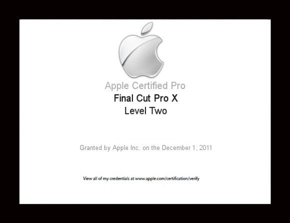 Become A Certified Expert By Taking An Apple Certification