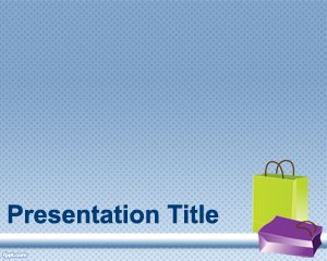 Free Travel Bags PowerPoint Template