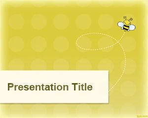 free bee powerpoint templates