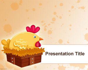 Free Chicken Powerpoint Presentation