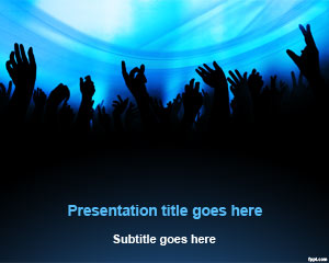 Good Night 3d Moving Wallpaper Free Music Powerpoint Templates