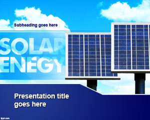 Free Energy PowerPoint Templates