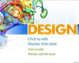design ppt template free